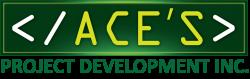 Logo of Ace's Project Development Inc.
