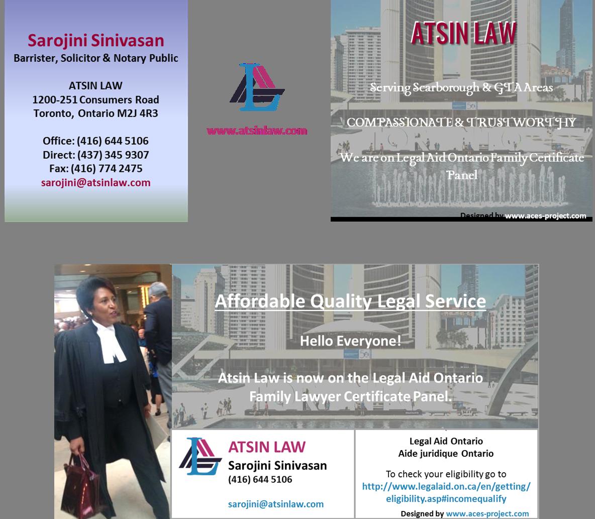 Atsin Law