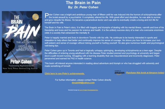 The Brain in Pain