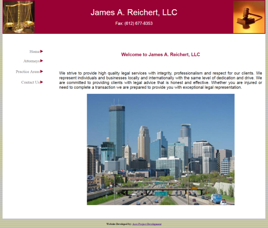 James Reichert Law