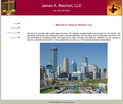 James Reichert Law