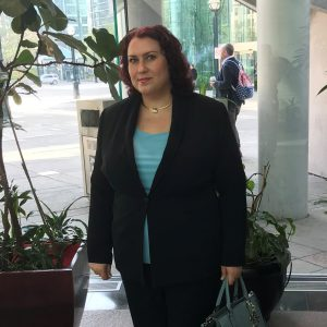 Nataliia Poposki, Public Relations